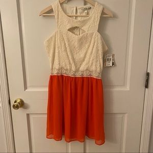 NWT Accidentally In Love Dress